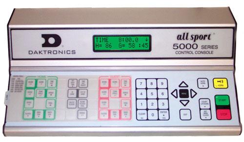 All Sport 5000 Controller Scoreboard Accessories