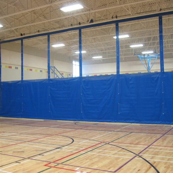 Gym Divider Curtains | Forum Athletic | 1