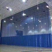 Walk Draw Divider Curtain 2