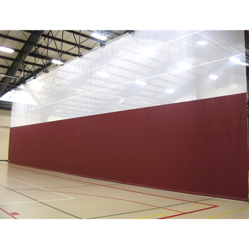 Gym Divider Curtains | Forum Athletic | 5