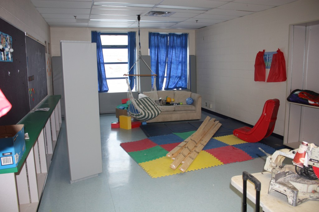 Classroom Design For Special Needs : Special needs classroom padding peterborough on