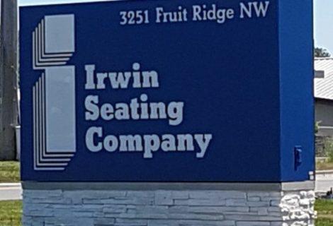 Irwin Seating Company – Fixed Seating