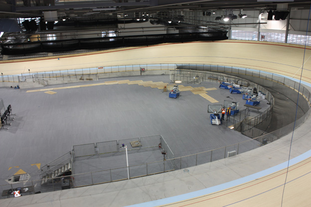 Mattamy National Cycling Centre (Toronto 2015 Pan Am games - Milton Velodrome) 2015 Pan Am Boulevard  Milton, Ontario, Canada