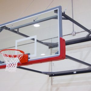 Drive to Our Indoor Wall-Mounted Basketball Hoops