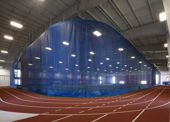Gym Divider Curtains | Forum Athletic | 7