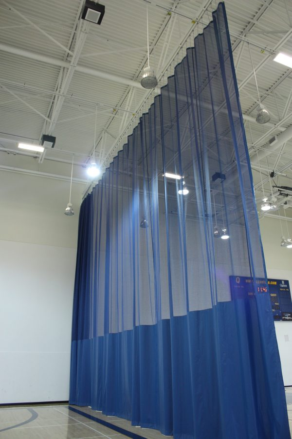 Walk Draw Divider Curtain 2