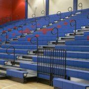Telescoping Seating   Forum Athletic   1