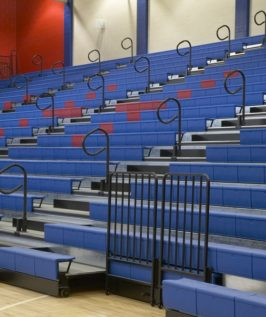 Irwin Telescopic Bleacher Seating