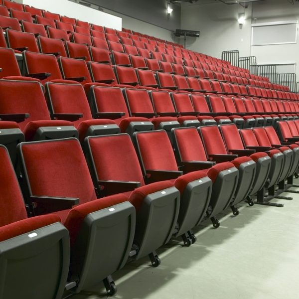 Telescoping Seating   Forum Athletic   2