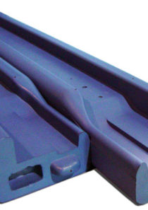 Bolt On Pro Mold Cushion Edge Padding