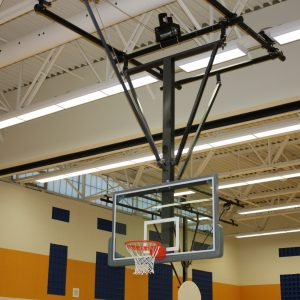Ceiling-Mount Basketball Systems. Dribble, jump, smash!