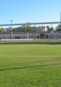 Junior Permanent Soccer Goal