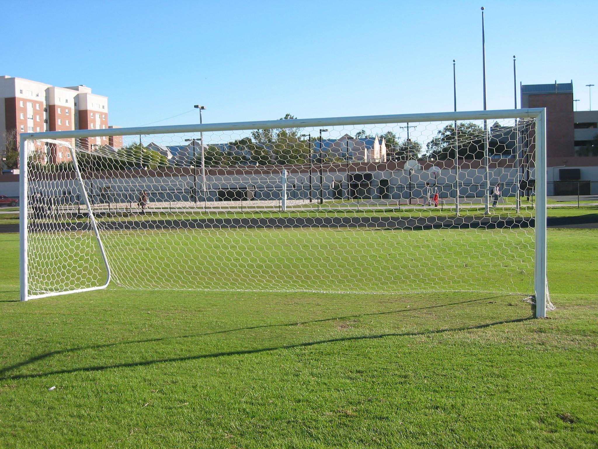 Cum outdoor soccer goal 10