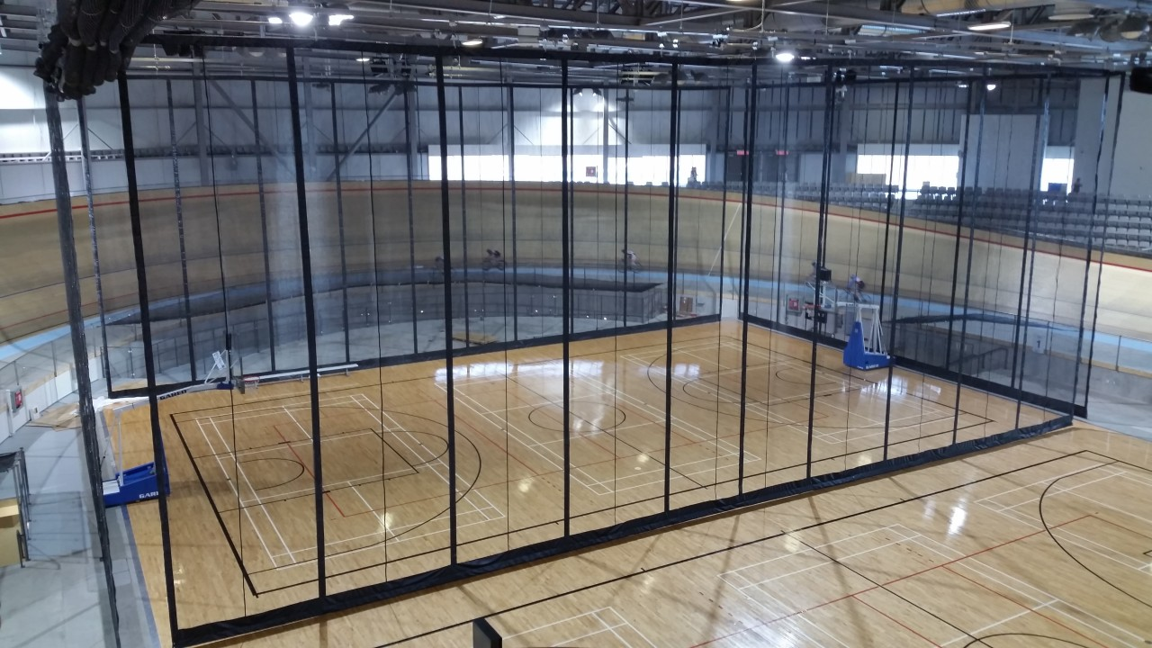 Mattamy National Cycling Centre (Toronto 2015 Pan Am games – Milton Velodrome)