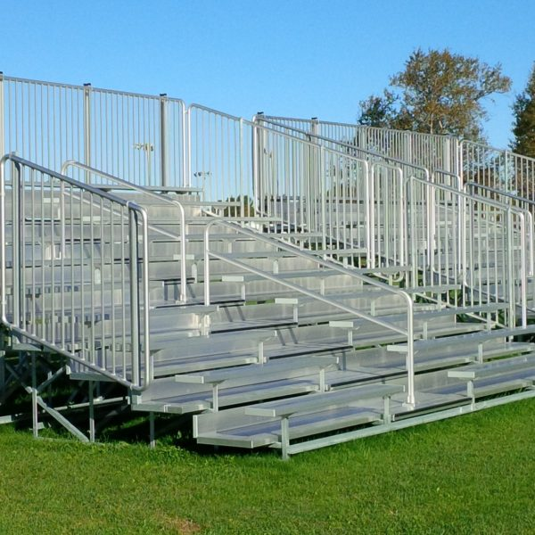 Aluminum Bleachers Fixed Seating Outdoor Seating
