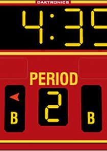 Daktronics BB-2101 Basketball Scoreboard