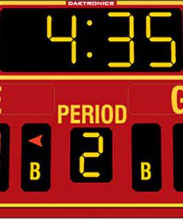 BB-2101 Basketball Scoreboard
