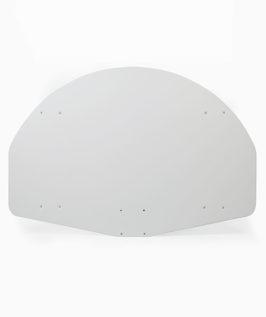 Wood Fan Shaped Backboard (Front Mount)