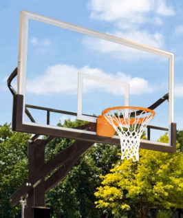 All Pro Jam Adjustable Basketball System