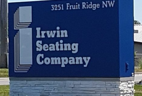 Irwin Seating Company – Fixed Seating