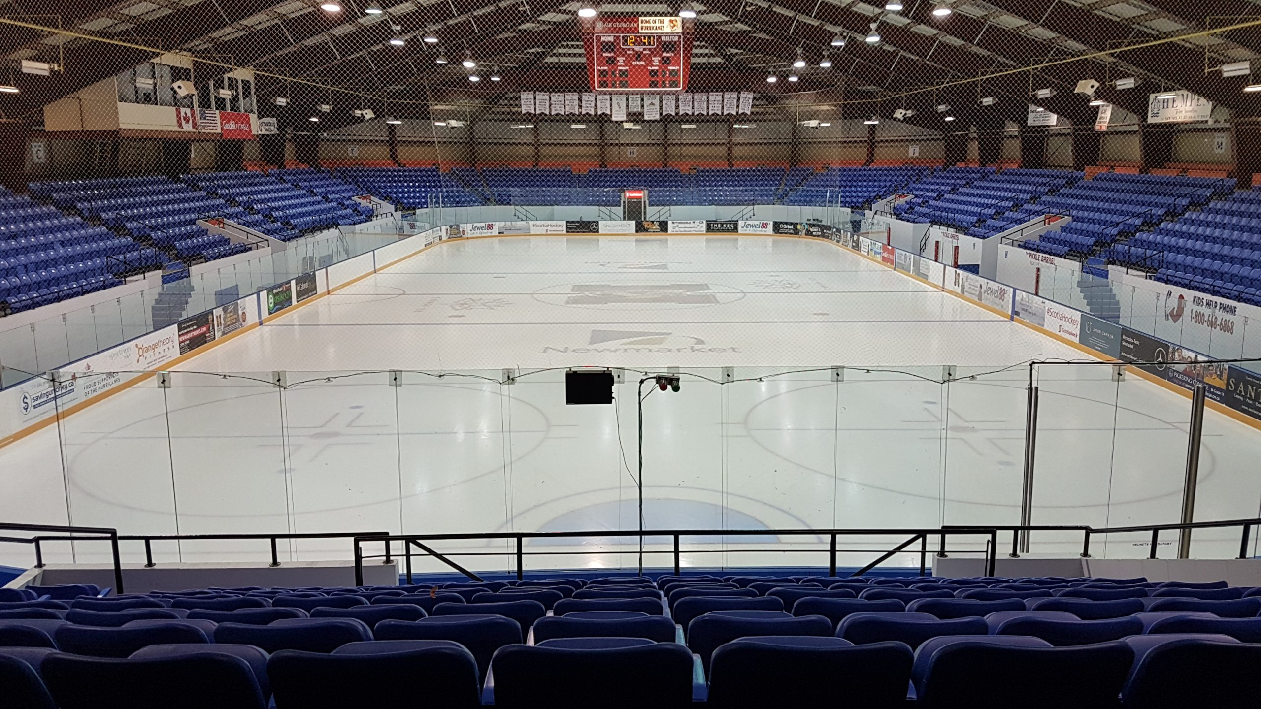 Ray Twinney Recreation Complex – Newmarket, ON