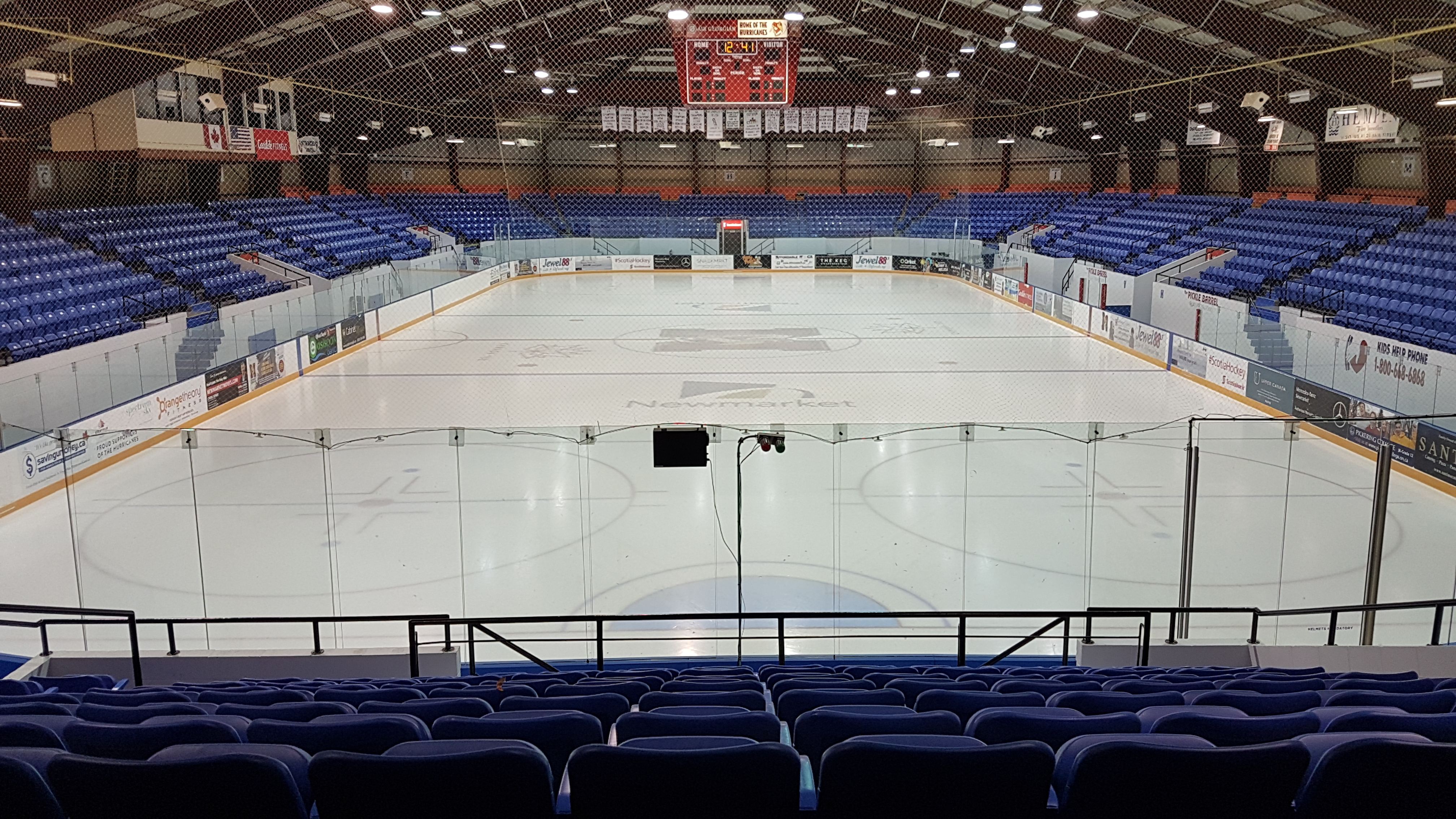 Ray Twinney Recreation Complex Newmarket On