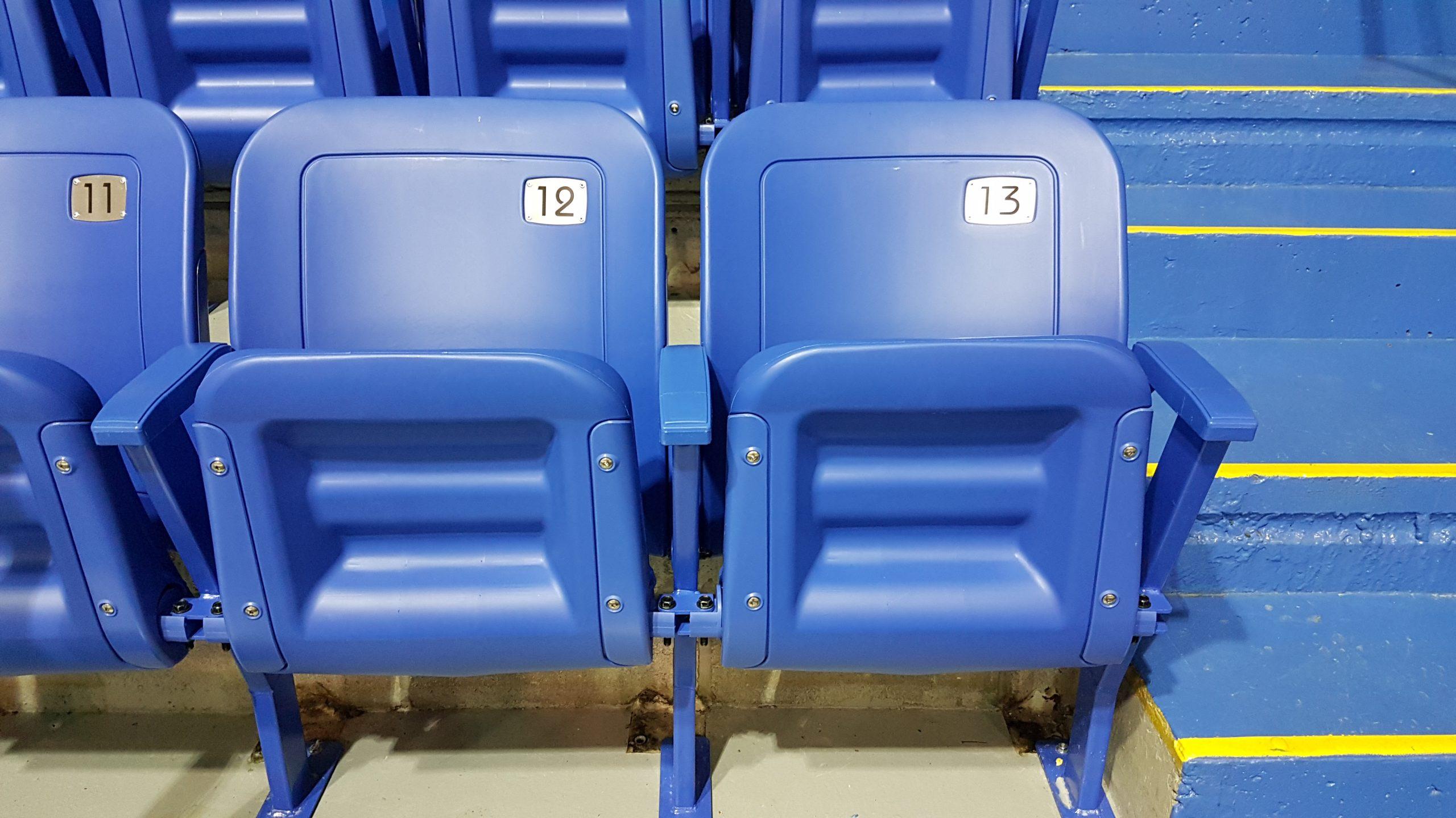 Indoor Arena Seating