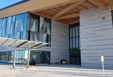 Aaniin Community Centre and Library – Markham, ON