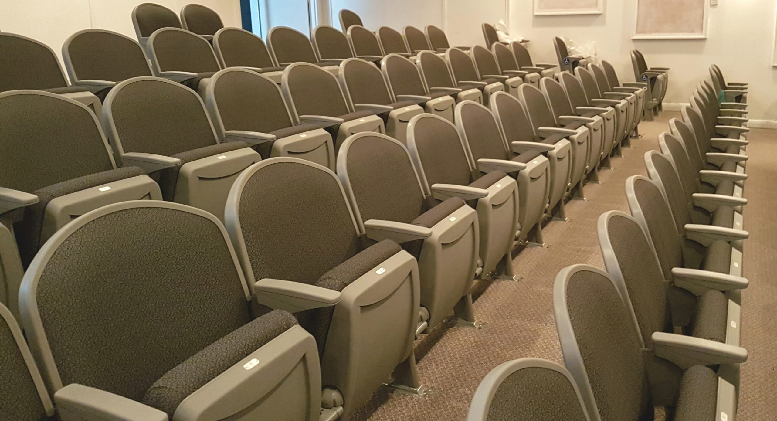 Cyril Clark Library Lecture Hall – Brampton, ON