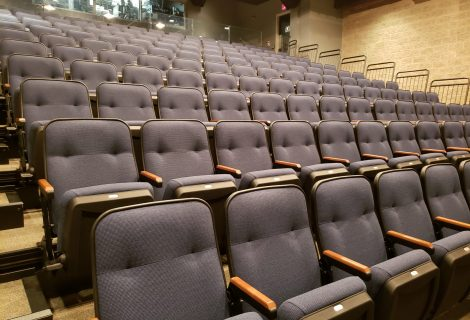 Al Green Theatre at the Miles Nadal Jewish Community Centre – Toronto, ON