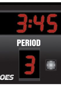 OES Model 5205 Basketball Scoreboard