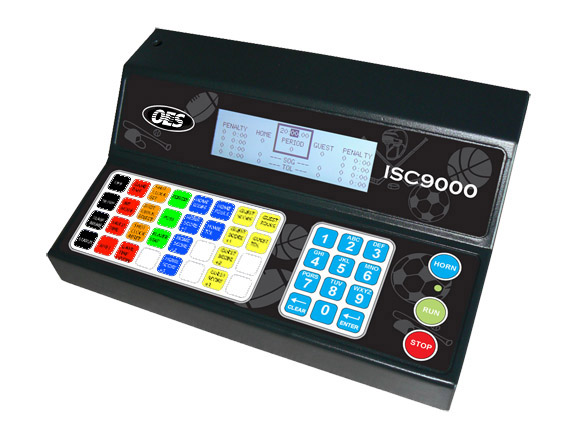 ISC 9000 Table Top Controller