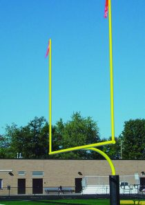 Collegiate Football Goal