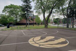 Falstaff Community Centre – Outdoor Courts – Toronto, ON.