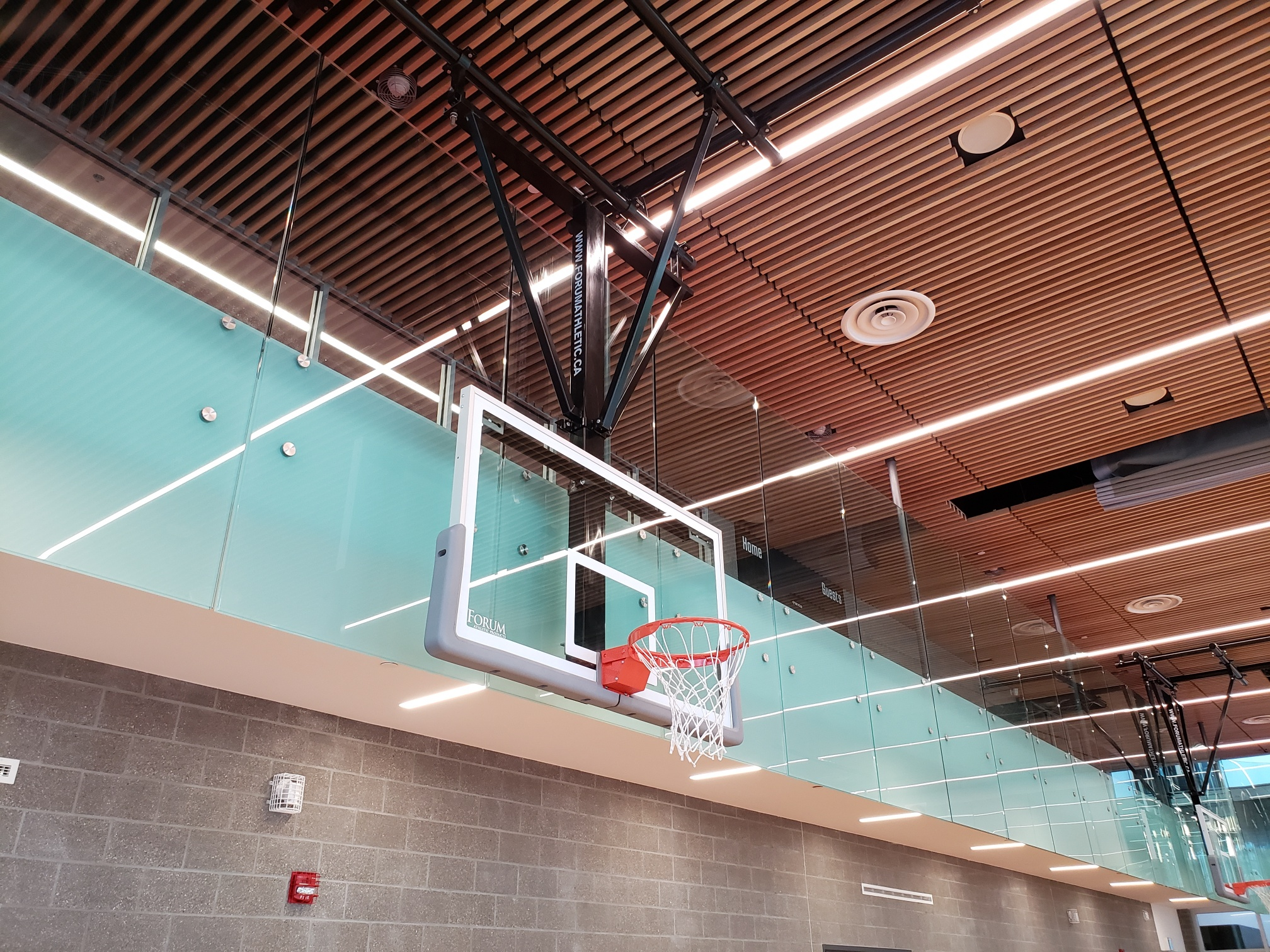 Canoe Landing Community Recreation Centre – Toronto, ON.