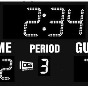 Scoreboards & Shot Clocks