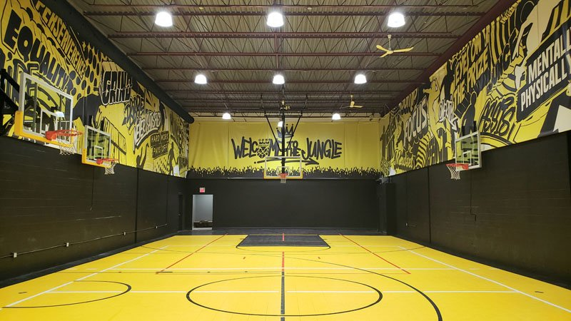 Jungle Courts – Pickering